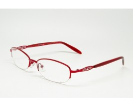Stainless Steel, SemiRim eyeglasses for women