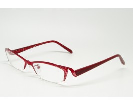 Z09BCT9007-R - Titanium, SemiRim eyeglasses for women