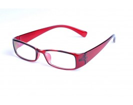Z1222012-R - red,fullrim,rectangle,tr90 eyeglasses,medium,for women
