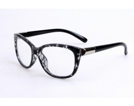 Z13973C02 - Black/leopard,Fullrim,Aviator,Plastic eyeglasses,Large,for both men and women