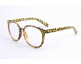 Z16SH192C07 - Leopard,Fullrim,Aviator,Plastic eyeglasses,Large,for both men and women