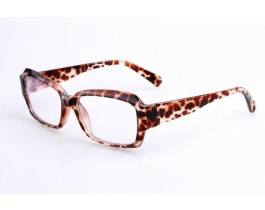 Z195076B20 - Leopard,Fullrim,Rectangle,Plastic eyeglasses,Medium,for women