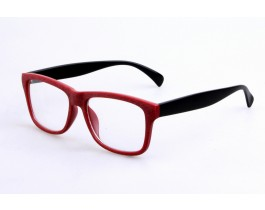 Z19SH200C09 - Red/black,Fullrim,Aviator,Plastic eyeglasses,Large,for both men and women