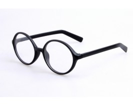 Z202253C02 - Black matte ,Fullrim,Oval,Plastic eyeglasses,Large,for both men and women