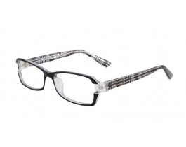 Z375058C125 - Black,Fullrim,Rectangle,Plastic eyeglasses