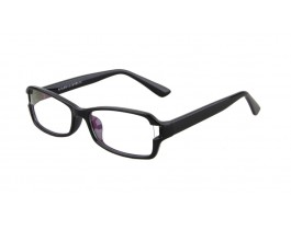 Z375058C2 - Black,Fullrim,Rectangle,Plastic eyeglasses