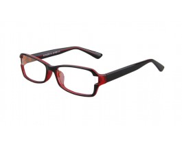 Z375058C89 - Red/black,Fullrim,Rectangle,Plastic eyeglasses