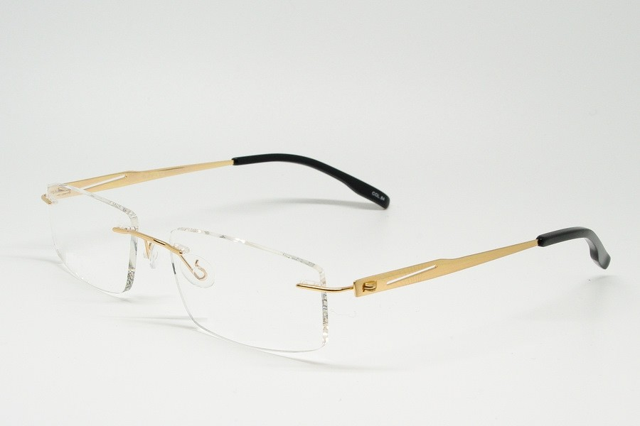 Rimless Eyeglass Frames Problems : Rimless.org Pictures to pin on Pinterest