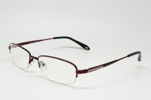 Stainless Steel, SemiRim eyeglasses for men - Z01AB8317C56