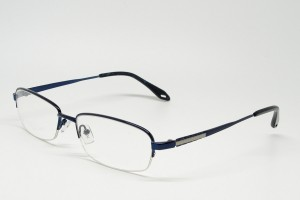 Stainless Steel, SemiRim eyeglasses for men - Z01AB8317C31