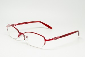 Stainless Steel, SemiRim eyeglasses for women - Z01AB8349C56