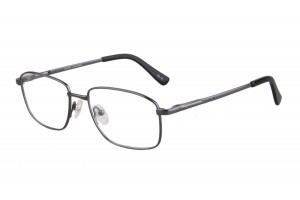 Metallic,Fullrim,Rectangle,Titanium eyeglasses - Z03S3174C101