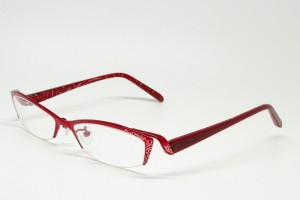 Titanium, SemiRim eyeglasses for women - Z09BCT9007C146