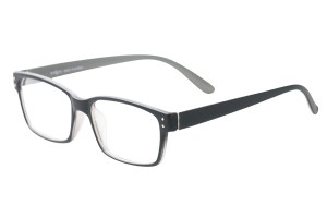 Grey,Fullrim,Rectangle,Tr90 eyeglasses - Z100DS021-GY