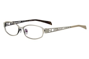 Grey,Fullrim,Oval,Metal alloy eyeglasses - Z165540-GY