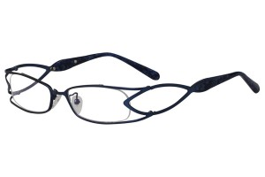 Blue,Fullrim,Rectangle,Metal alloy eyeglasses - Z16CR1178-BL