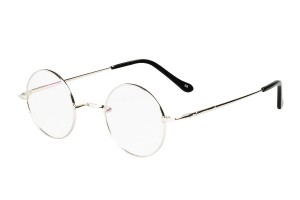 Titanium Temple, FullRim eyeglasses for Harry Potter and Steve Jobs fans - Z35T8731C2