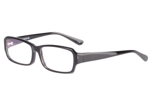 Black,Fullrim,Rectangle,Acetate eyeglasses - Z52H116C18