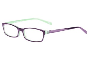 Black/green,Fullrim,Rectangle,Acetate eyeglasses - Z52H215C20