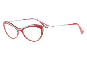 Red,Fullrim,Cat eye,Acetate eyeglasses - Z619112-R