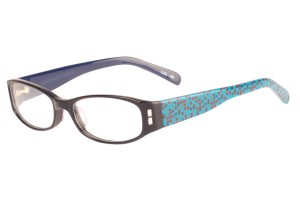 Blue,Fullrim,Oval,Acetate eyeglasses - Z667051C6