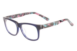 Blue/colorful,Fullrim,Wayfarer,Acetate eyeglasses - Z66838C5