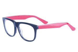 Black/red,Fullrim,Wayfarer,Acetate eyeglasses - Z66839C2