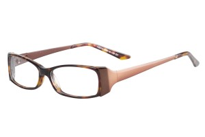 Tortoise/brown,Fullrim,Rectangle,Acetate eyeglasses - Z66HS214C1