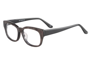 Brown/grey,Fullrim,Wayfarer,Acetate eyeglasses - Z696607C3