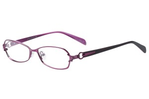 Purple,Fullrim,Oval,Metal alloy eyeglasses - Z793175C34