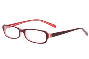 Red,Fullrim,Rectangle,Acetate eyeglasses - Z803001C3