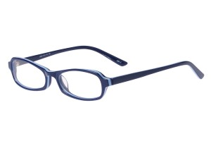 Blue,Fullrim,Oval,Acetate eyeglasses - Z803002C2