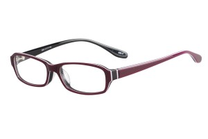 Purple,Fullrim,Rectangle,Acetate eyeglasses - Z803003C2