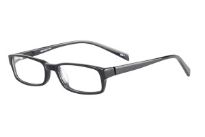 Black,Fullrim,Rectangle,Acetate eyeglasses - Z803004C1
