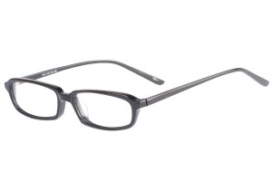 Black,Fullrim,Rectangle,Acetate eyeglasses - Z803007C1