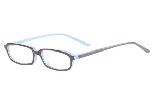 Blue,Fullrim,Rectangle,Acetate eyeglasses - Z803007C2
