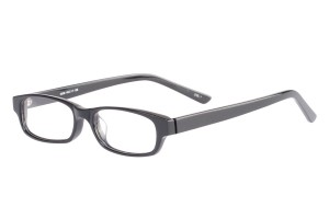 Black,Fullrim,Rectangle,Acetate eyeglasses - Z803008C1