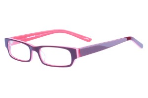 Red,Fullrim,Rectangle,Acetate eyeglasses - Z803009C3