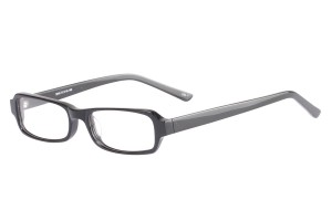 Black,Fullrim,Rectangle,Acetate eyeglasses - Z803010C1