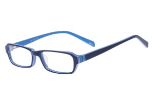Blue,Fullrim,Rectangle,Acetate eyeglasses - Z803011C4