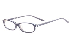 Blue,Fullrim,Rectangle,Acetate eyeglasses - Z803012C3