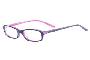 Purple,Fullrim,Rectangle,Acetate eyeglasses - Z803012C4