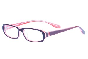 Purple,Fullrim,Rectangle,Acetate eyeglasses - Z803013C3