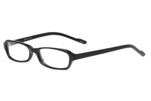 Black,Fullrim,Rectangle,Acetate eyeglasses - Z803014C1