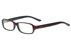 Black,Fullrim,Rectangle,Acetate eyeglasses - Z80HX051C115