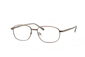 Brown,Fullrim,Rectangle,Metal alloy eyeglasses *** Eligible for 7-day Expedited Service ***  - ZMRSK9107-BR