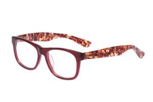 Red,Fullrim,Wayfarer,Acetate eyeglasses - Z66802C6
